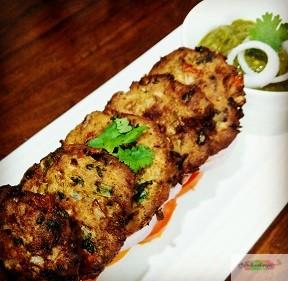 Chapali kebabs