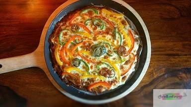 Cauliflower Pizza 2