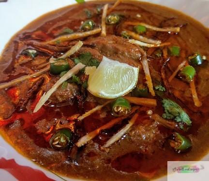 Mutton Nihari 2