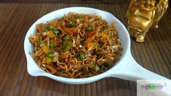 Chinese Bhel 1
