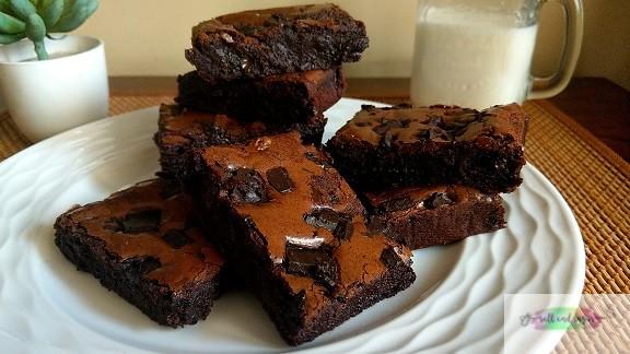 chocolate brownie 2