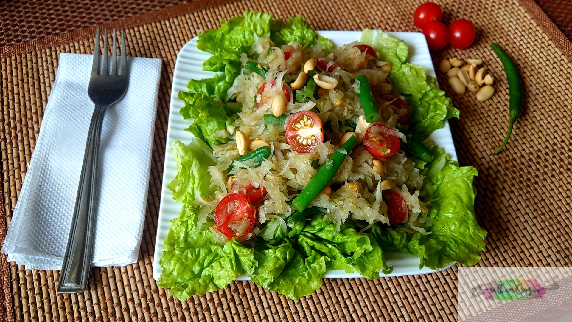 Papaya Salad-1